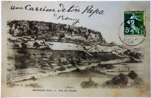 Postcard to Josh
