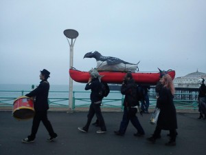 Remembering the Great Auk, Brighton