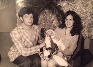 Natalia Shipilova parents