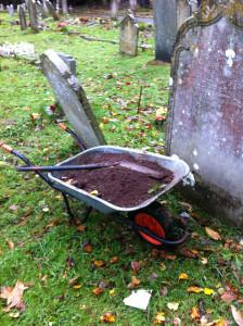 Ashburton Graveyard
