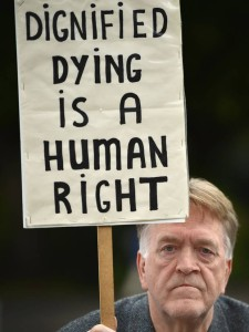 Holyrood-dying is a right